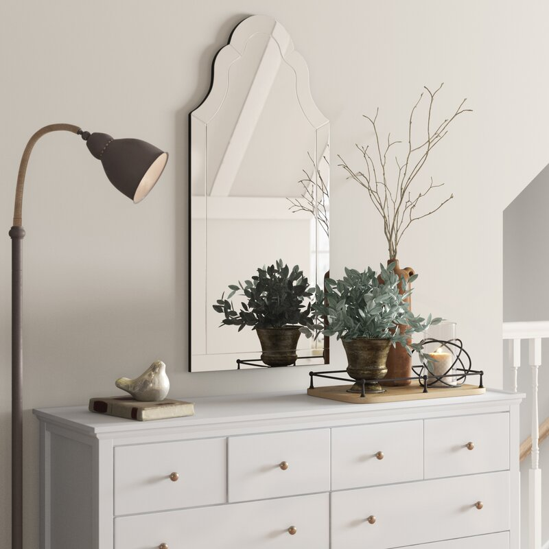 Margaux Arch Wall Mirror