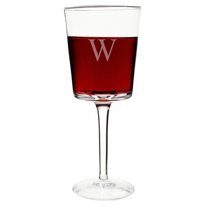 Personalized Wine Glass (Set of 4)