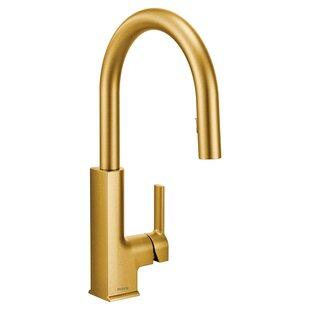 Brushed Gold Kitchen Faucet Wayfair