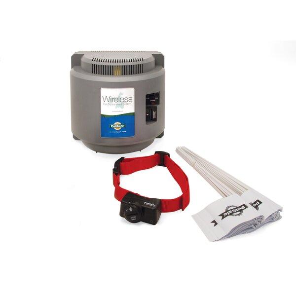 Petsafe 174 Wireless Dog Containment System Amp Reviews Wayfair