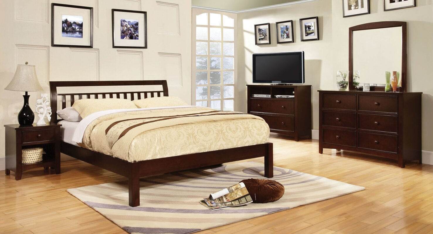 auburn king platform bed