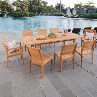 eight person patio dining sets you ll love in 2019 wayfair rh wayfair com