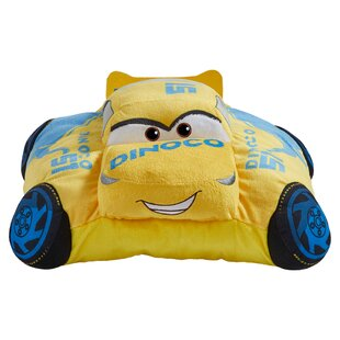 Disney Cars Cruz Ramirez Throw Pillow  sc 1 st  Wayfair & Disney Cars Bed Tent | Wayfair