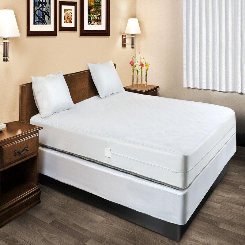 Home Sweet Home Dreams Encasement Bed Bugs Hypoallergenic