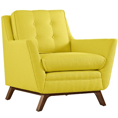 George Oliver Binder Armchair Upholstery: Sunny