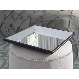 Midlothian Square Glass Serving Tray