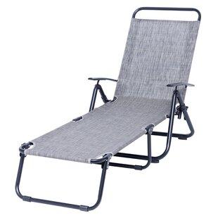 Burkhalter Reclining Chaise Lounge