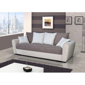 3-Sitzer Schlafsofa Napoli von Home & Haus