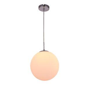 Opal 1-Light Globe Pendant