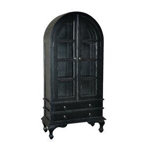 Farreli 2 Drawer 2 Door Accent Cabinet