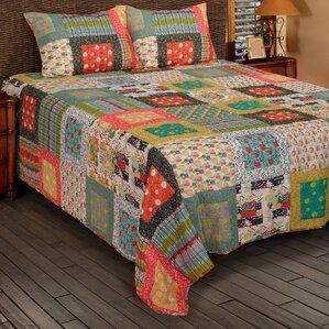 Orange Quilts & Coverlets You'll Love | Wayfair : orange quilt - Adamdwight.com