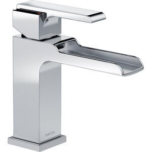 Ara Single Hole Single Handle Waterfall Faucet