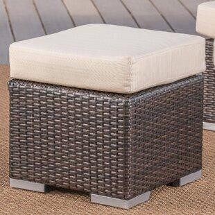 Ordinaire Norfolk Outdoor Ottoman With Cushion