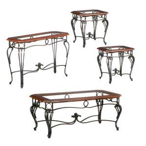 Troy 4 Piece Coffee Table Set