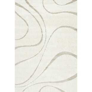 French Place Cream Rug by Wade Logan