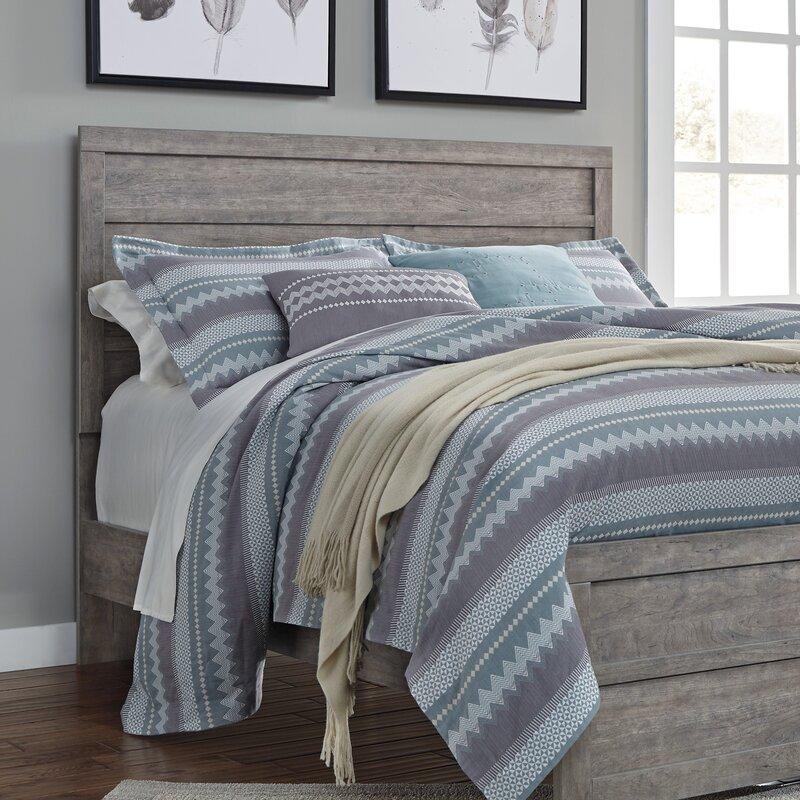 Beachcrest Home Rosen Panel Configurable Bedroom Set