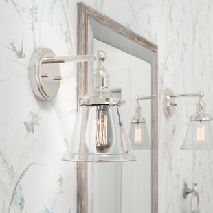 Cottage & Country Bathroom Vanity Lighting You\'ll Love | Wayfair