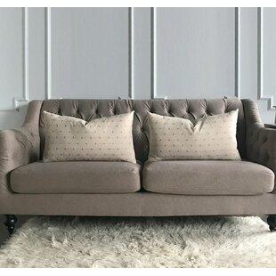 Heinrich Small Fl Decorative Pillow Cover
