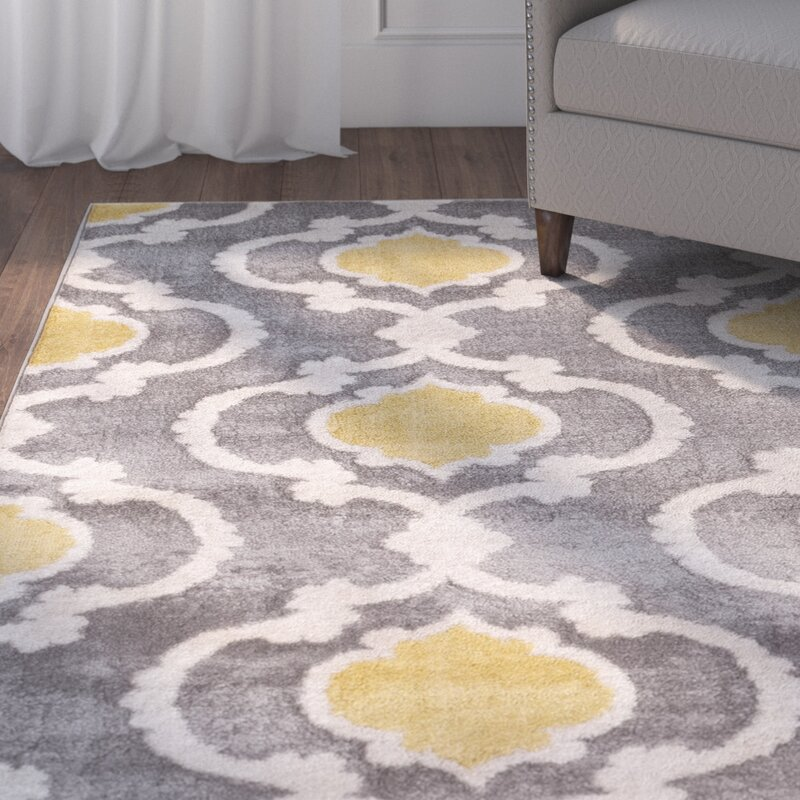 Melrose Gray Area Rug