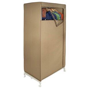 cedar storage canvas wardrobe closet - Portable Wardrobe Closet