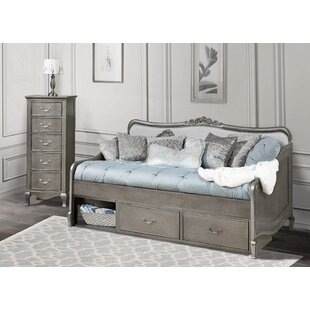Troutdale Twin Daybed With Underbed Drawers