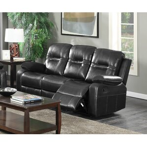 Napolean Recliner Reclining Sofa by Brassex