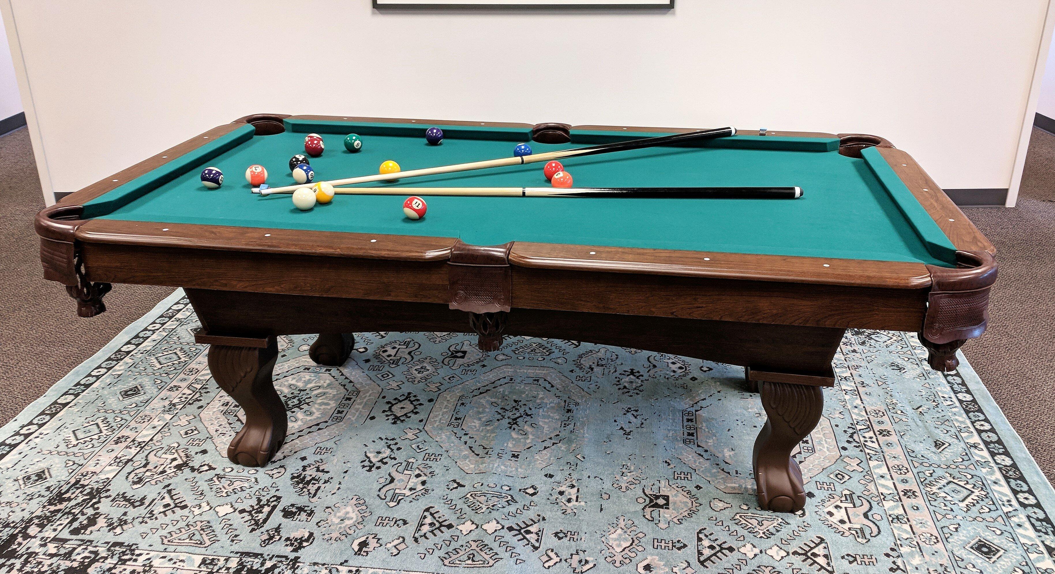 Classic Billiard 7 3' Pool Table