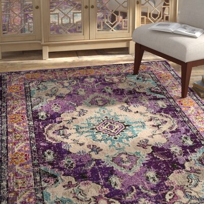 Purple Rugs You Ll Love Wayfair