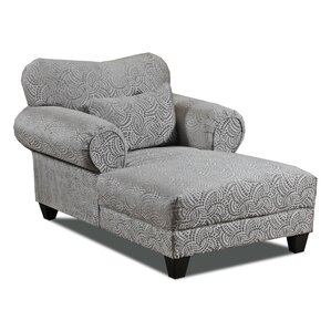 sc 1 st  Wayfair.com : grey chaise lounge chair - Sectionals, Sofas & Couches
