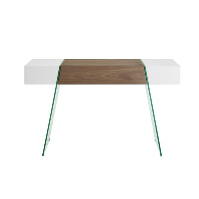 Modern White Console Tables Allmodern