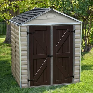 10x10 Plastic Shed | Wayfair