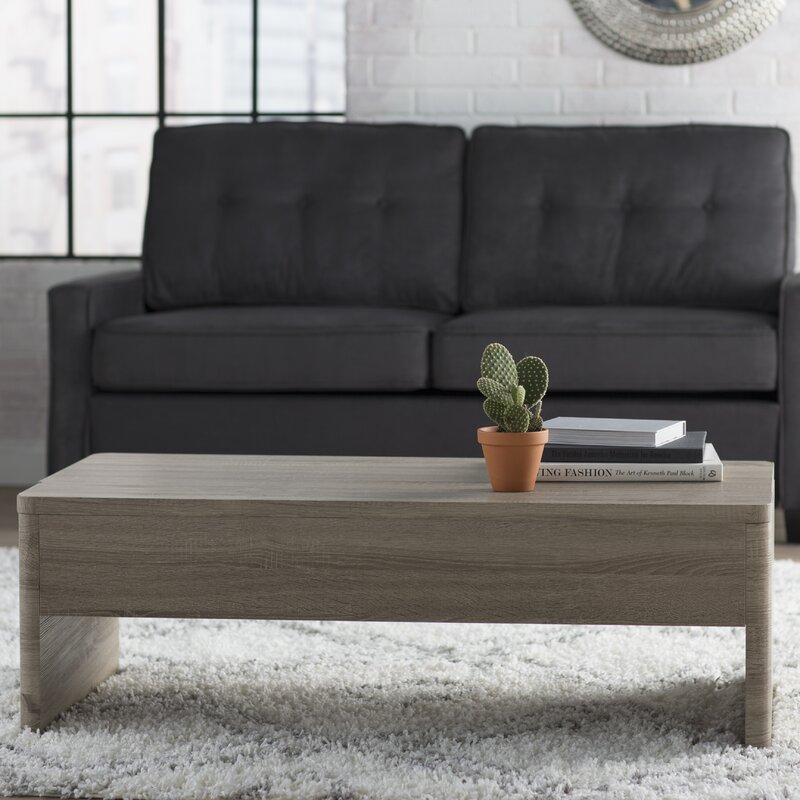 Ager Lift Top Coffee Table