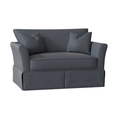 blue chair and a half accent chairs you 39 ll love wayfair. Black Bedroom Furniture Sets. Home Design Ideas