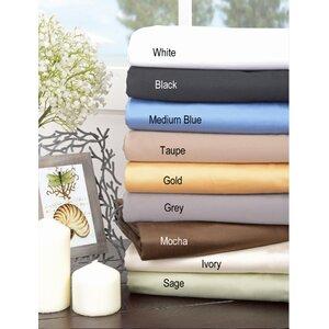 Patric 1500 Thread Count Premium Long-Staple Combed Cotton Solid 3 Piece Duvet Cover Set