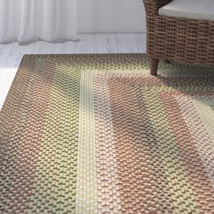 Partridge Green Indoor/Outdoor Area Rug