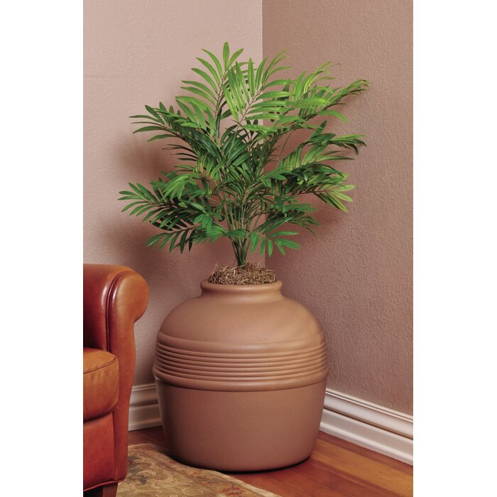 image covered cat litter. Covered Hidden Cat Litter Box With Decorative Planter Image