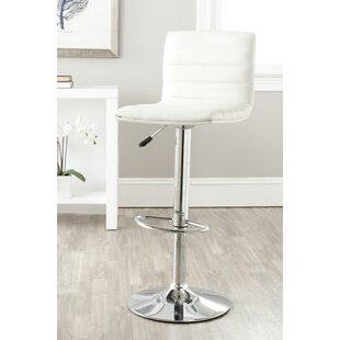 Rachele Adjustable Height Swivel Bar Stool
