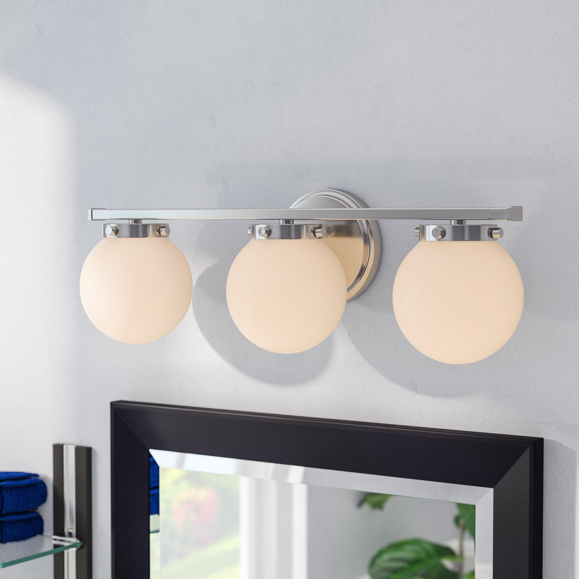 387483f7dab Langley Street Blais 3-Light Vanity Light   Reviews