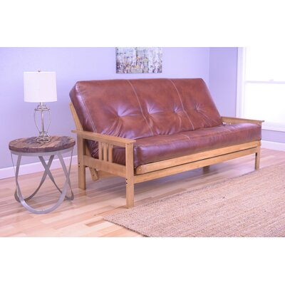 Kodiak Furniture Lodge Peter\'s Cabin Futon and Mattress & Reviews ...