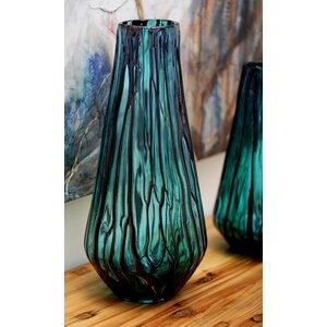Glass Drip Vase