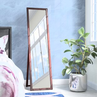Kissel Full Length Rectangle Stand Mirror