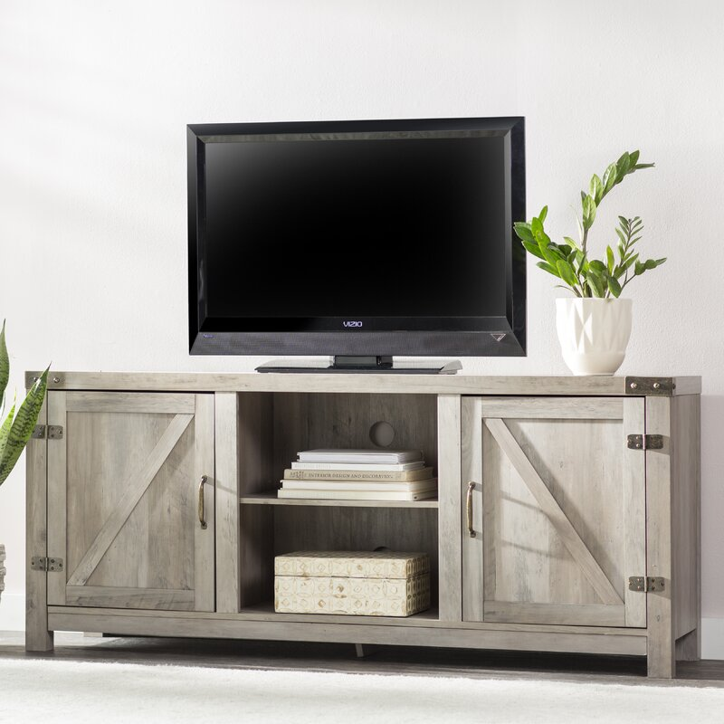Trent Austin Design Adalberto 58 Quot Tv Stand Amp Reviews Wayfair