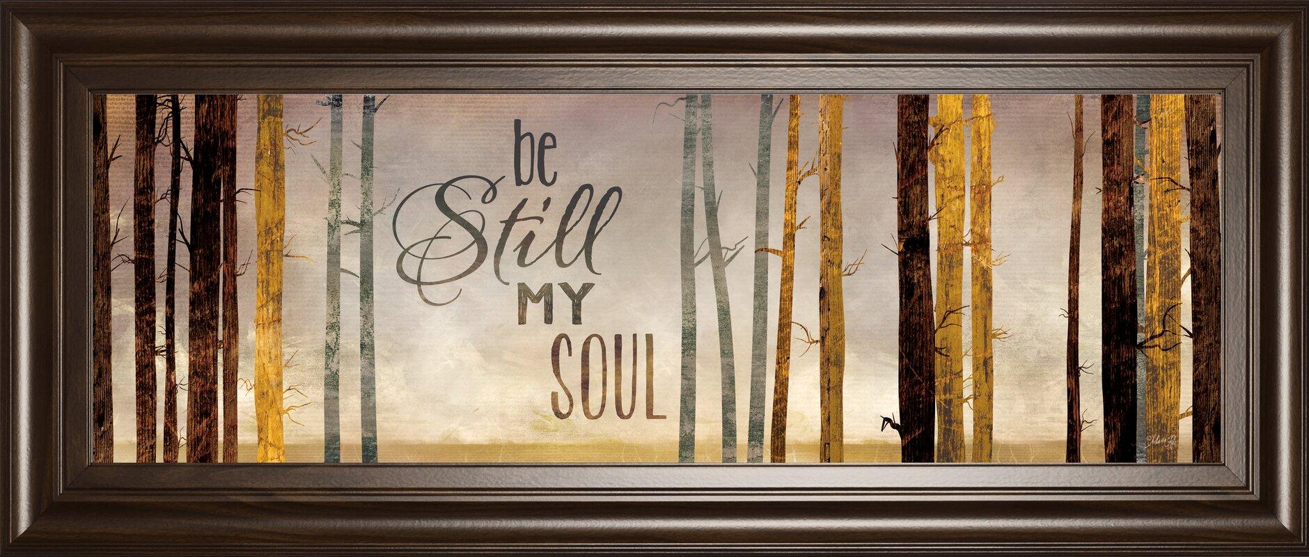 u0027Be Still My Soulu0027 by Marla Rae