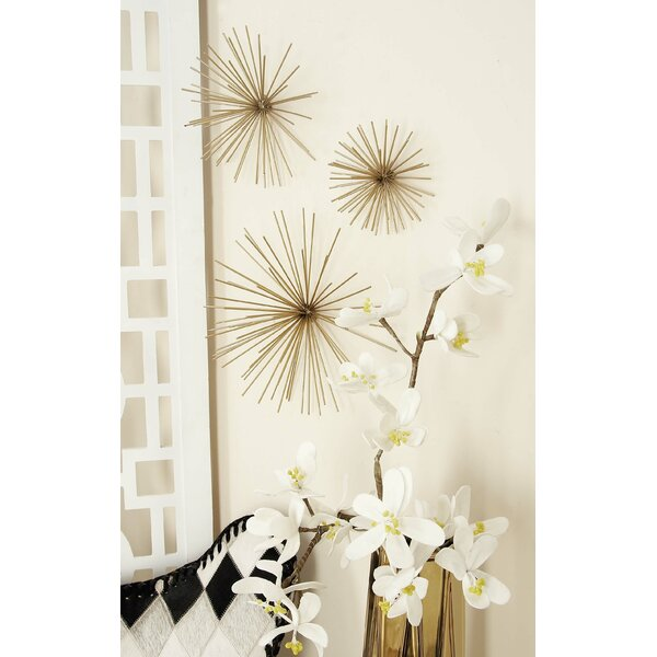 Metal Star Wall Decor | Wayfair