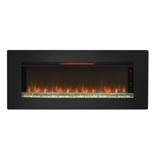 extra large electric fireplace wayfair rh wayfair com Electric Fireplace Inserts Electric Fireplace Inserts