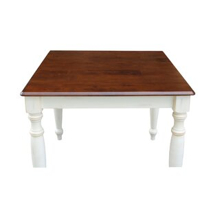Trivette Dining Table with Turned Legs