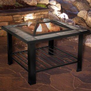 Indoor Fire Pit Coffee Table Wayfair