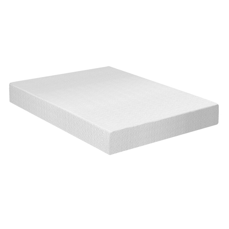 Wayfair Sleep 8 Medium Firm Memory Foam Mattress