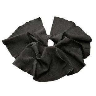 quickview - Black Christmas Tree Skirt
