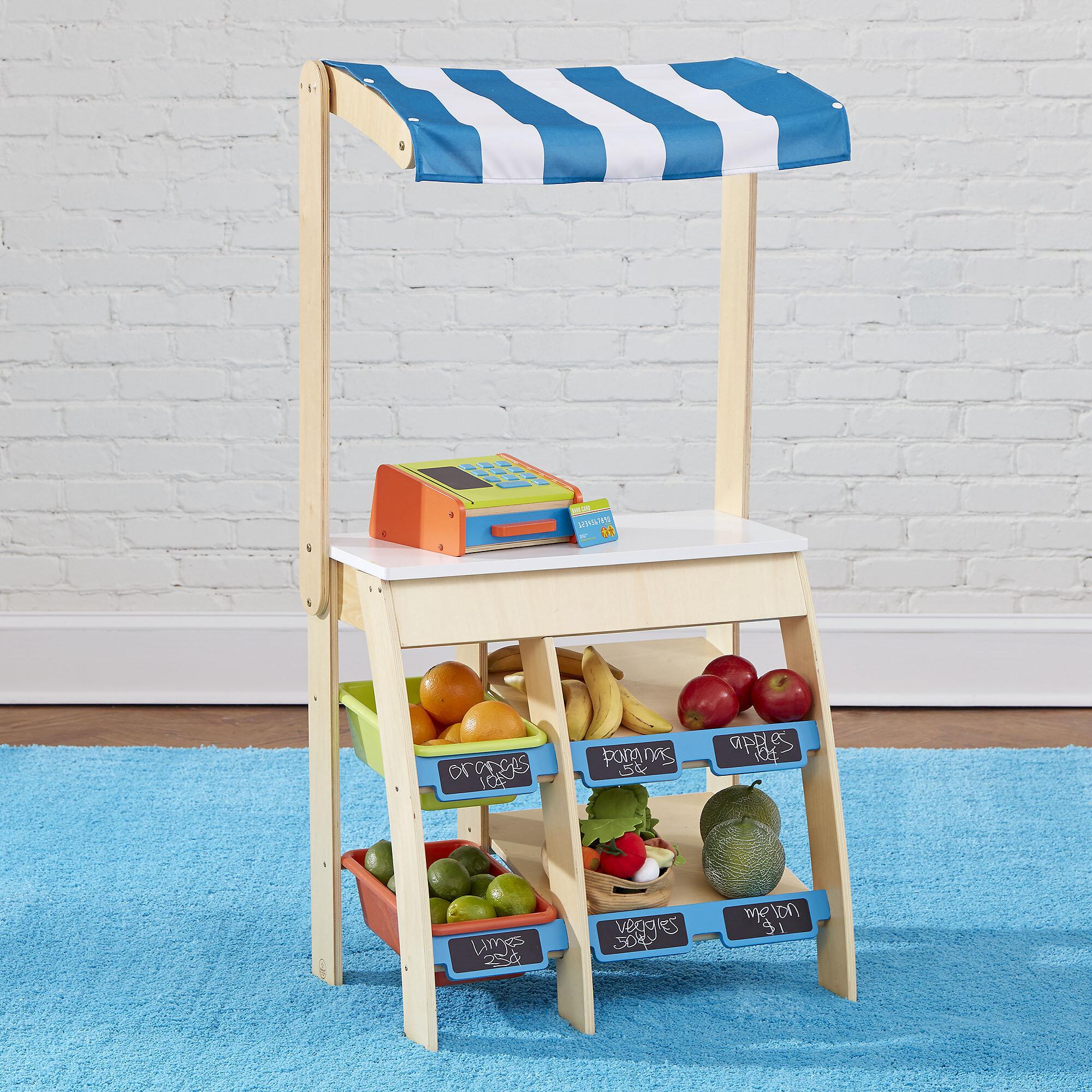 Kitchen Sets Play Kitchen Sets & Accessories You\'ll Love | Wayfair